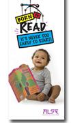 Born To Read brochure cover