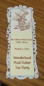 wonderlandbookmark