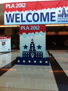 PLA Welcome