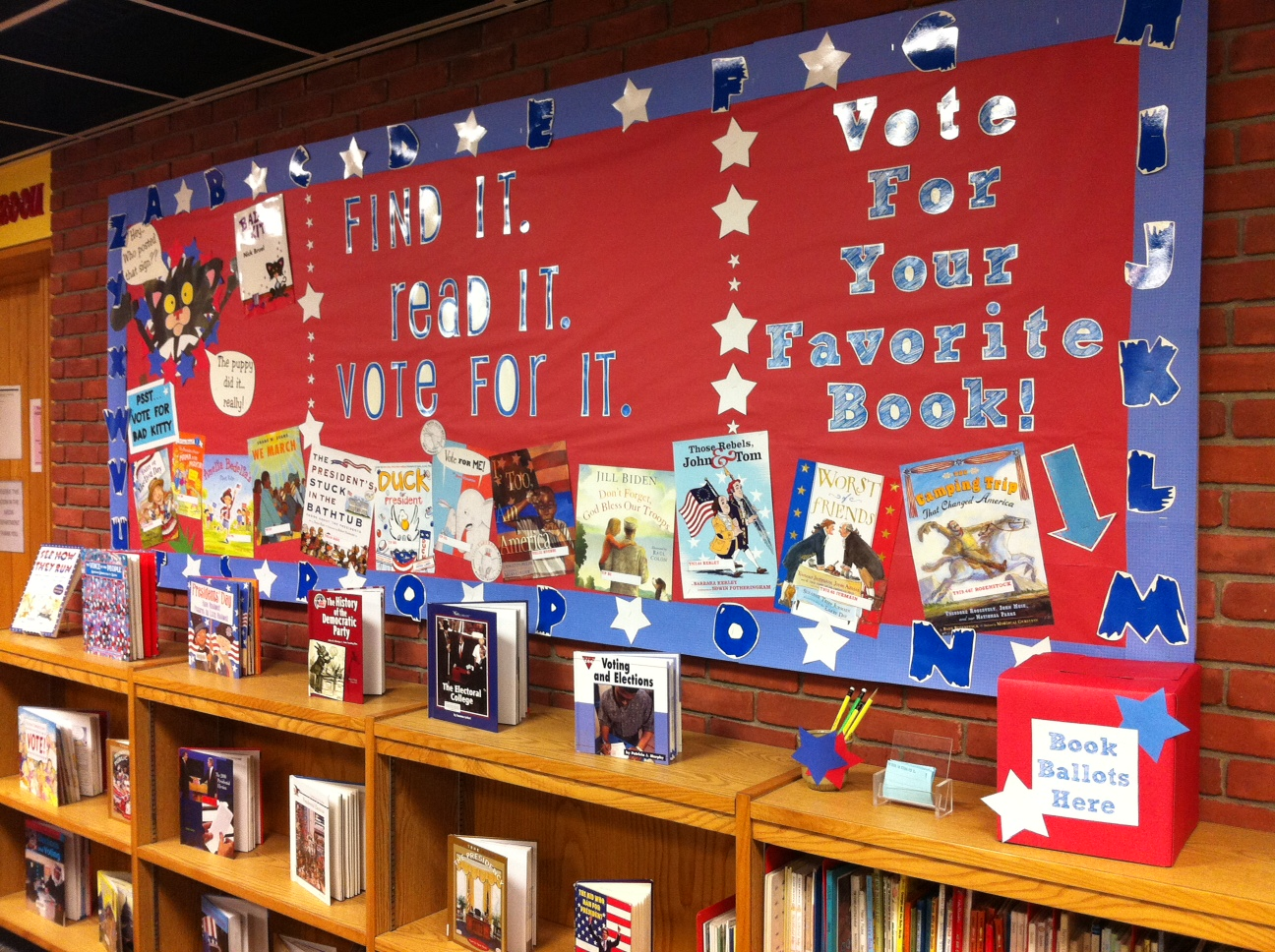 On Display in the Children's Room - ALSC Blog