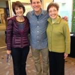 Sharon McClintock, Jim Gill & Laurie Peck
