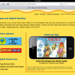 dpls app digital page