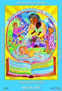 International Children's Book Day is April 2, 2013