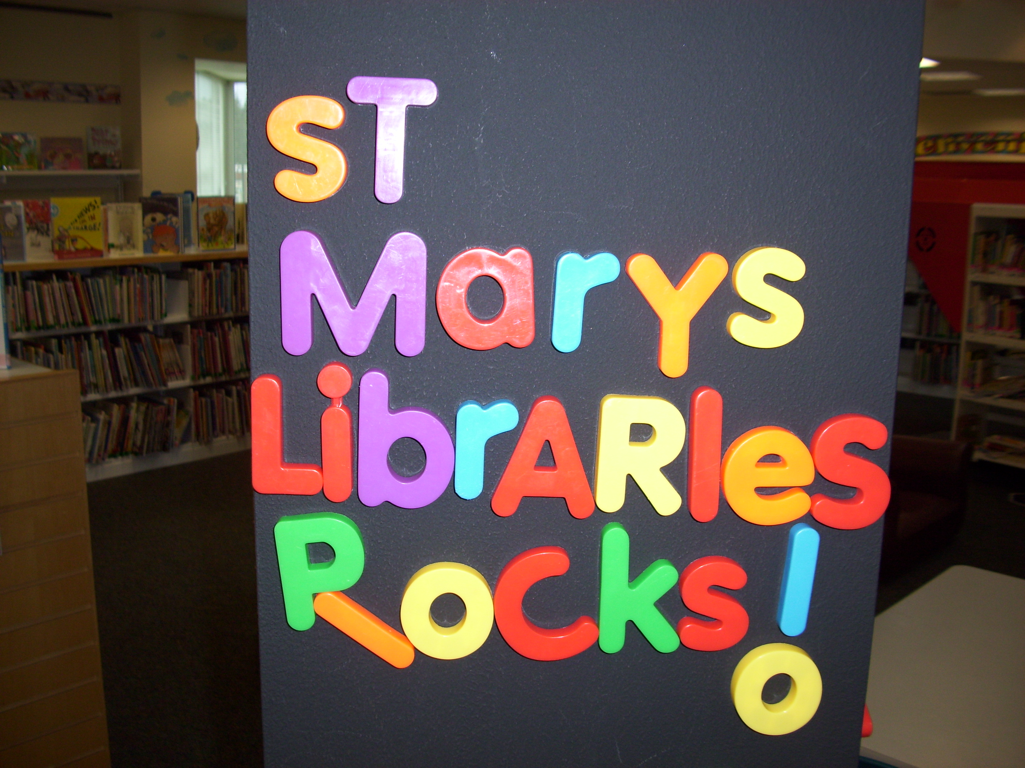 New Magic Paint At Your Library Stephen S Lighthouse