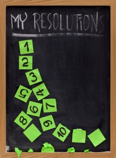 Chalkboard Resolutions