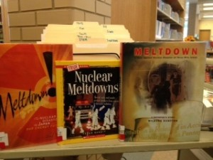 Infamous nuclear disasters: History (Then & Now) or Science (STEM)? These are the types of questions we ask for each title.