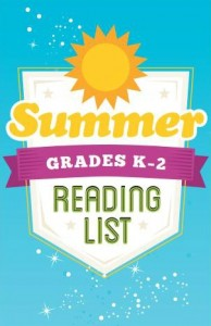 ALSC Summer Reading Lists