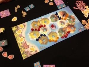 Catan Jr.: the beginner's Settlers of Catan