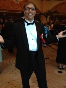 ALA member at the 2013 banquet