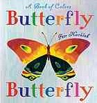 book cover of Butterfly Butterfly by Petr Horacek
