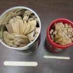 crafting sticks