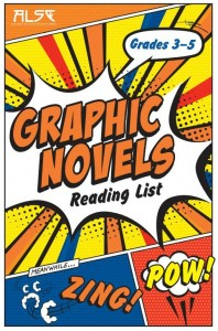 ALSC Graphic Novel Reading List