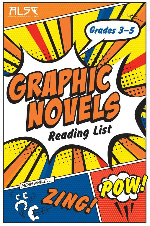 Alsc Announces Graphic Novels Reading List Alsc Blog