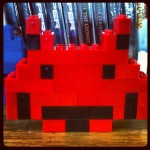 LEGO Space Invaders!
