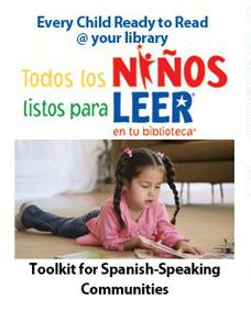 Every Child Ready to Read® @ your Library® Toolkit for Spanish-Speaking Communities is now available from the ALA Store (image courtesy of ALA)