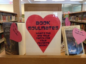 What's your favorite book's soulmate?  photo provided by the author
