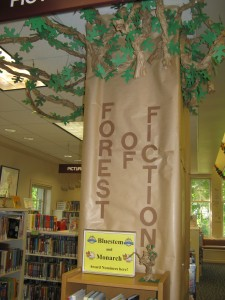 Our big tree in the Forest of Fiction