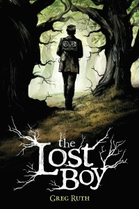 Where did you shelve The Lost Boy?