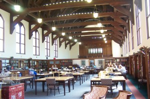 The Bechtel Library