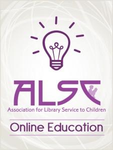 ALSC online education logo