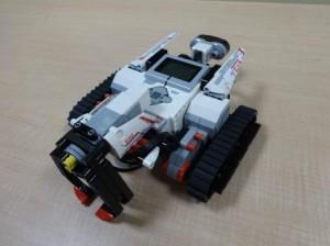 Mindstorms Robot 2.5