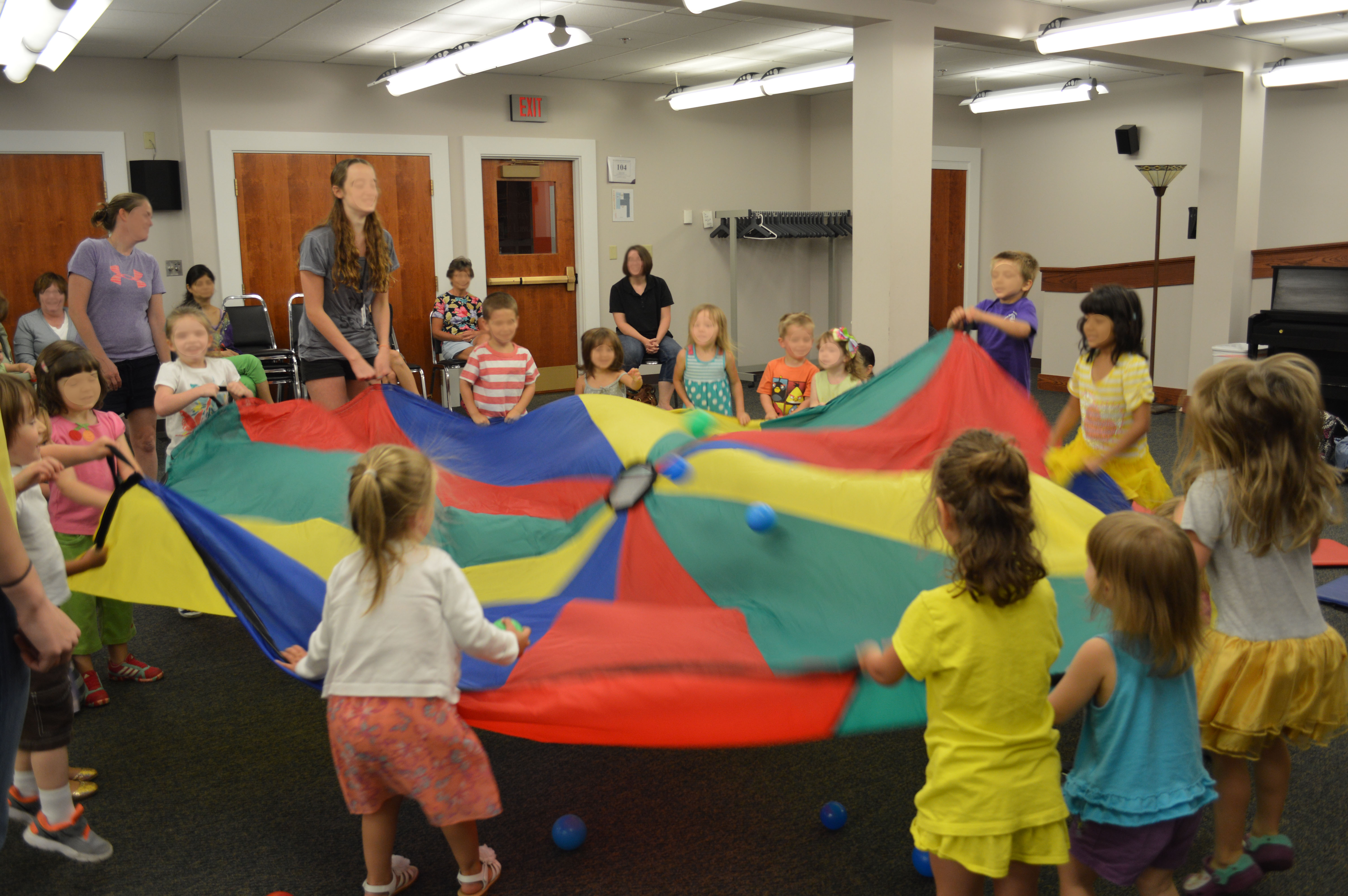 Music And Movement At The Library Alsc Blog
