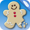 cookie doodle icon