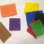 felt squares