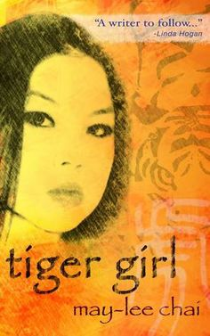 book cover of Tiger Girl by May- Lee Chai