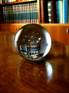 Creative Commons Search Crystal Ball Take #3, by Isabel T