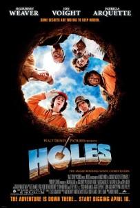 2003's Holes
