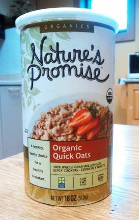 oatmeal box