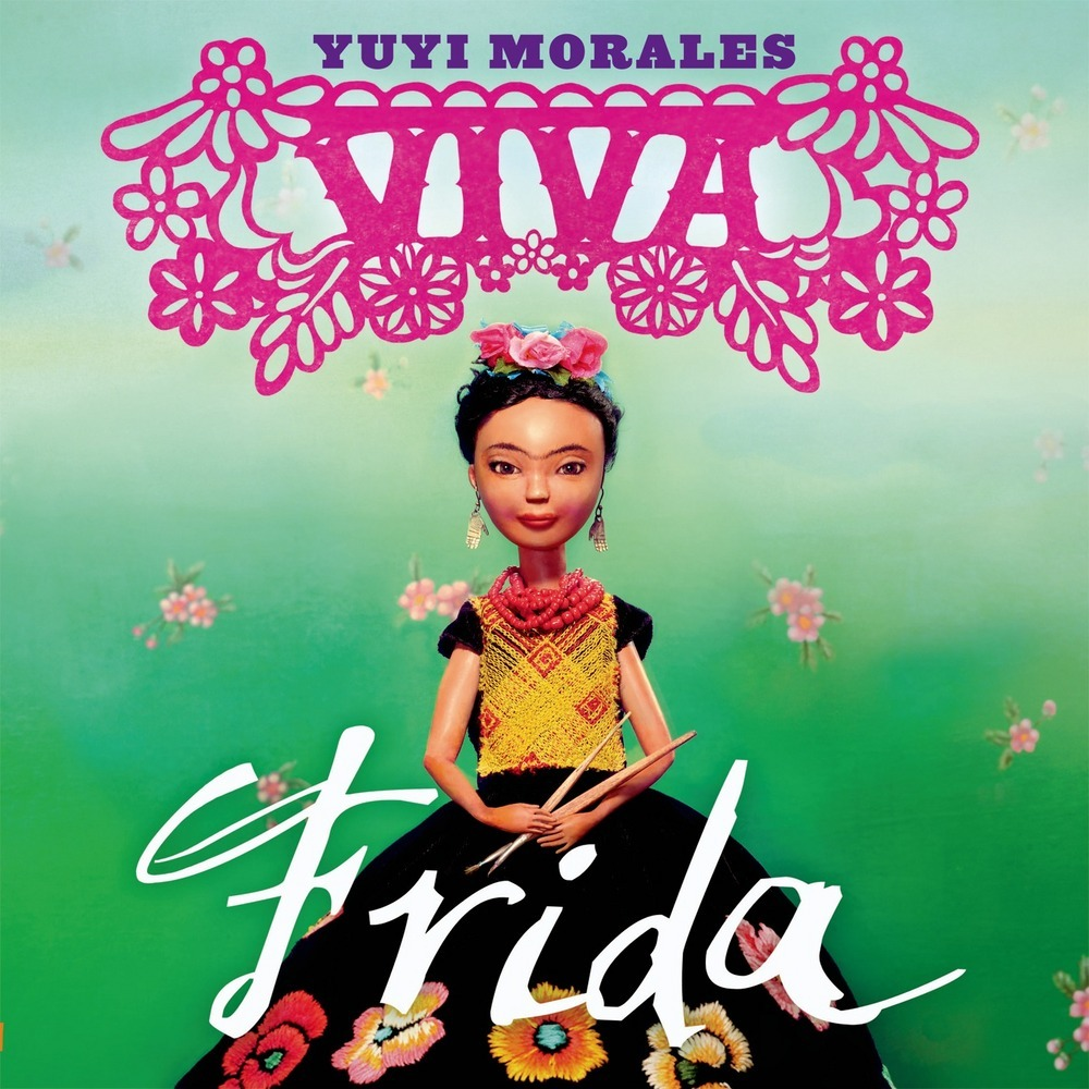 book cover of Viva Frida by Yuyi Morales