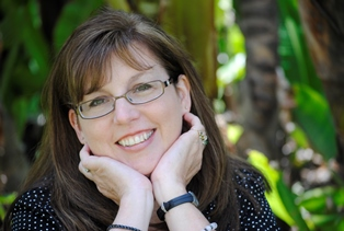 Author Michelle Houts (Image provided by Ohio University Press)