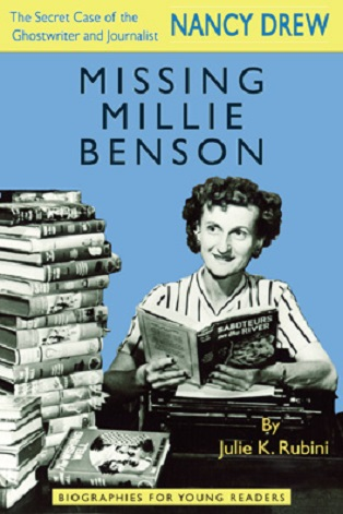 Missing Millie Benson by Julie K. Rubini (Image provided by Ohio University Press)