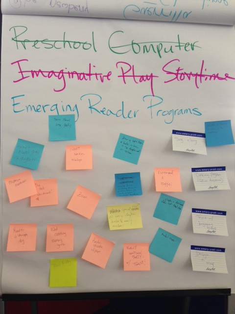 Look at all our great ideas for Emerging Reader Programs!