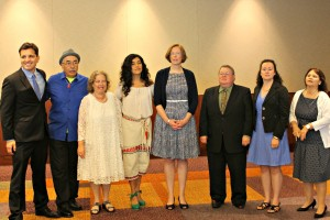 2015 Pura Belpre Award Winners