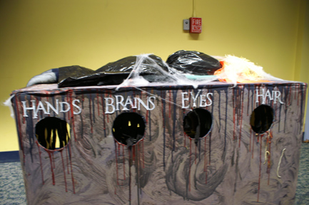 Turning Your Library Into A Haunted House Alsc Blog