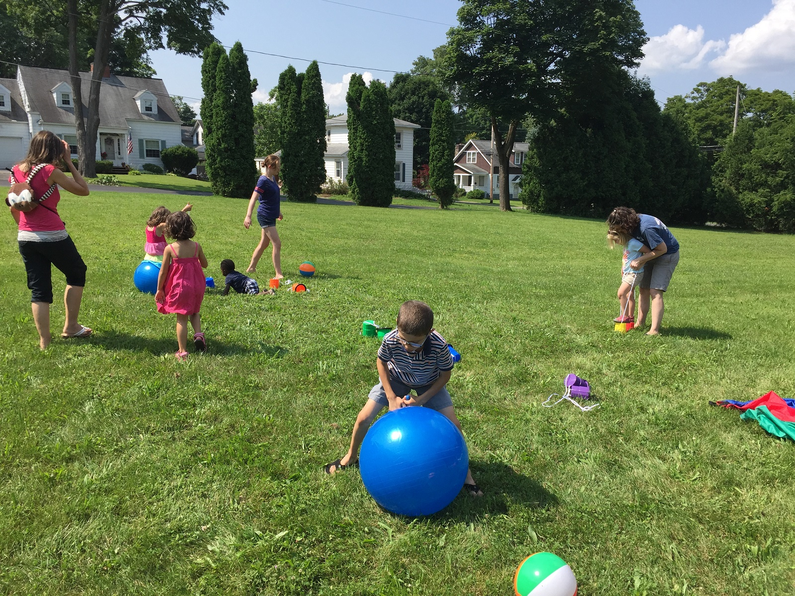 Encouraging Families To Play Outside Alsc Blog