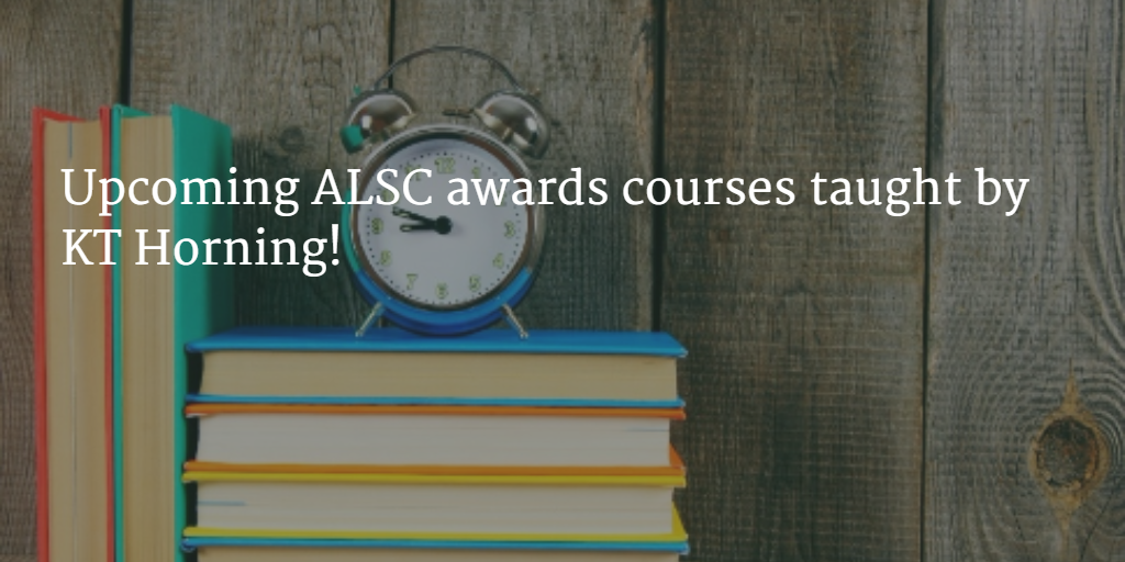 ALSC Awards Online Courses