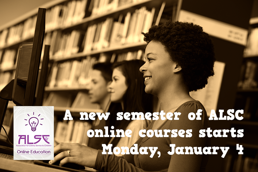 Winter 2016 ALSC Online Courses