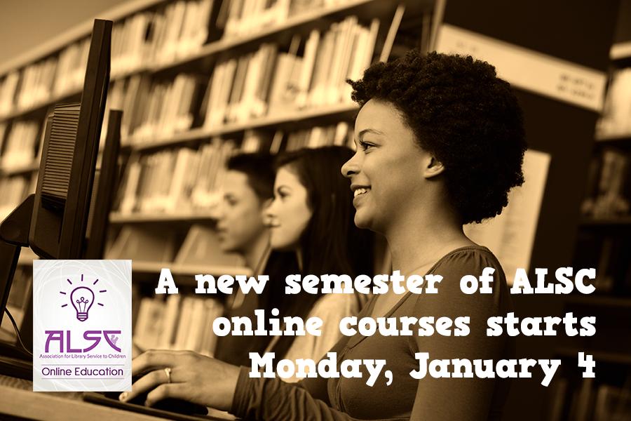 Winter 2016 ALSC Online Courses