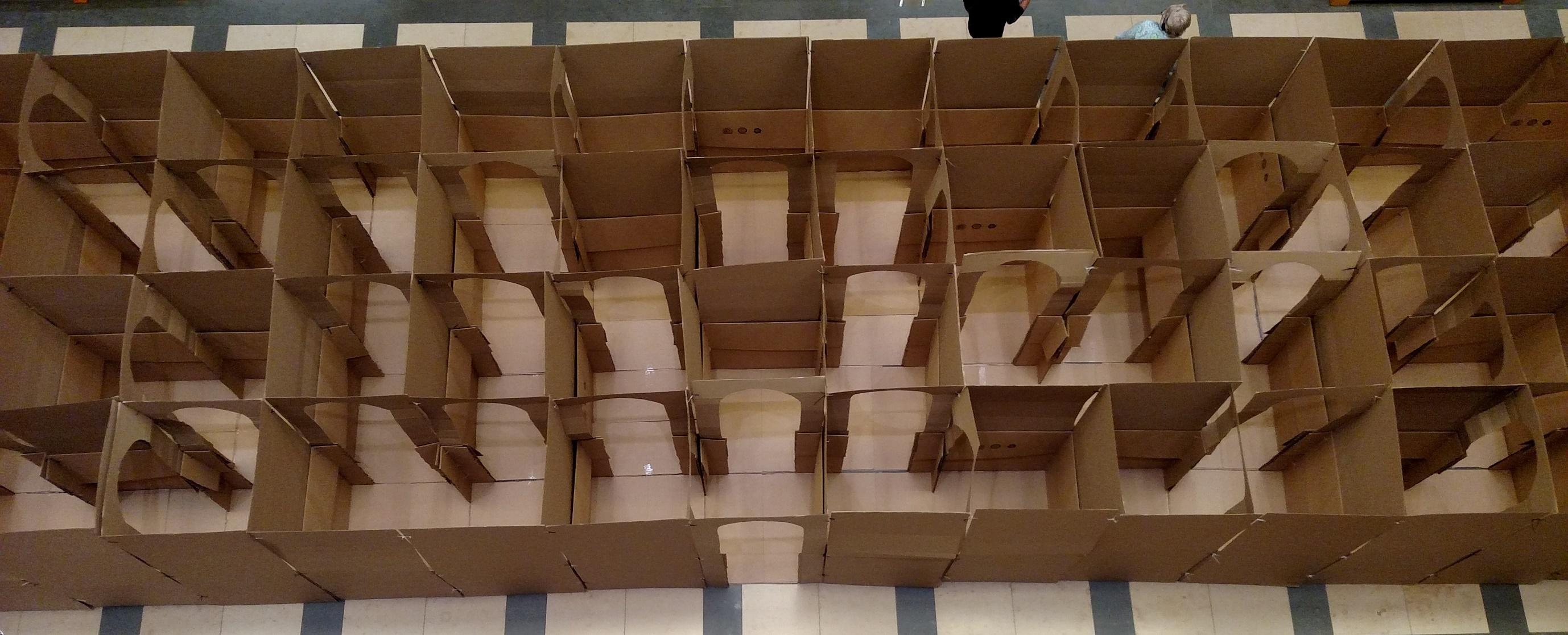 An A-Maze-ing Library Experience - ALSC Blog
