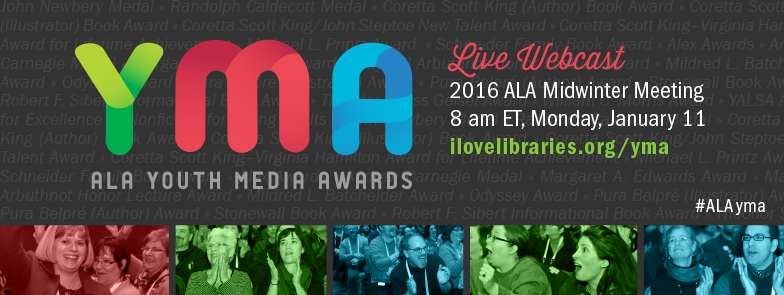 2016 ALA Youth Media Awards