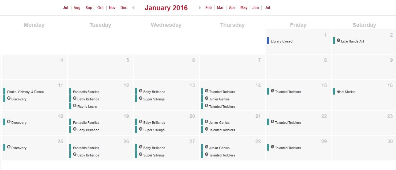 Storytime schedules alsc blog for Tekerala org time table 2015