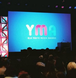 My view of the YMAs this year! [Photo courtesy of the author, originally posted on Instagram.]