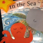 Story Time Poems: The Dolphin, The Starfish and The Blue Whale, photo by Paige Bentley-Flannery