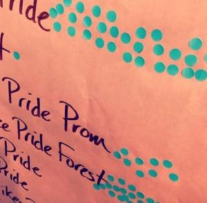 Pride Prom theme