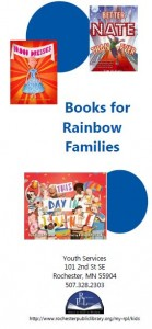 Rainbow Families booklist