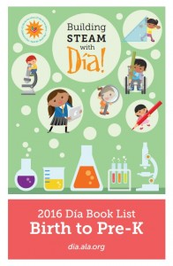 2016 Building STEAM with Día Booklists